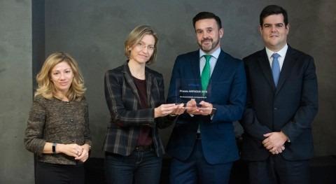 iAgua, galardonada I Premio Reconocimiento ANFAGUA