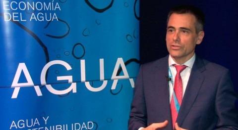 """Ángel Celorrio: """" Iwater queremos seguir potenciando valor conocimiento e innovación"""""""