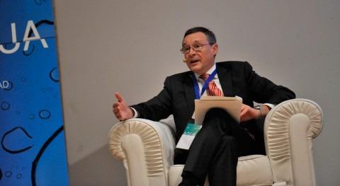 """Angel Simón: """" nexo agua, alimentos y energía será clave retos futuro"""""""