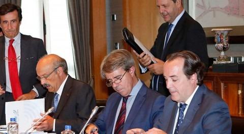 Ángel Garrido asegura que Canal Isabel II seguirá siendo pública