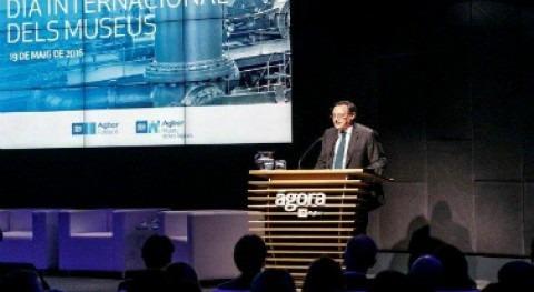 """Ángel Simón: """" nuevo Museu Agbar Aigües tiene que transmitir nuestra pasión agua"""""""