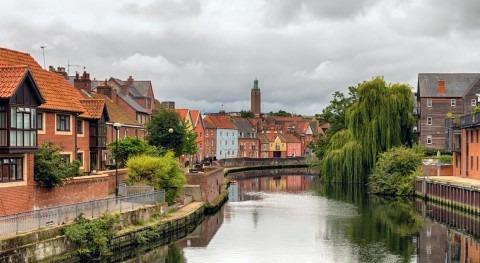 red inteligente ayudará Anglian Water afrontar escasez agua