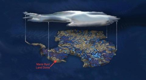 calor geotérmico podría estar acelerando deshielo región antártica