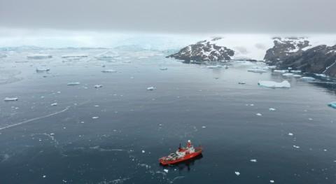 deshielo mares antárticos favorece formación nubes