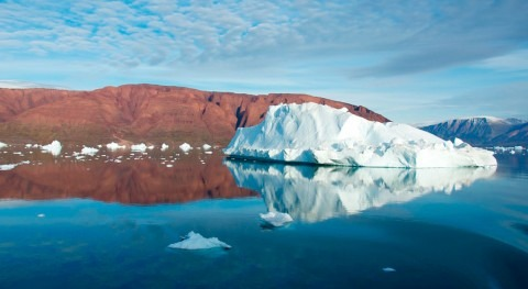 Pequeñas pérdidas hielo costa antártica aceleran movimiento hielo kilómetros