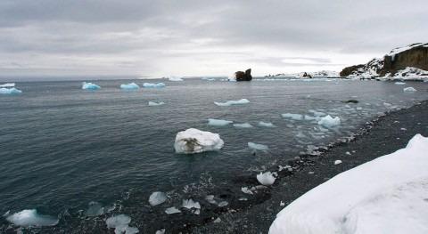 Temperatura récord Antártida: extremo norte península registra 18,3ºC