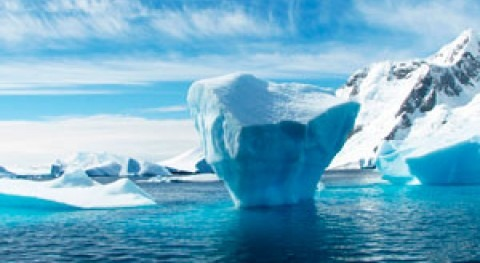 Antártida: límites Tierra
