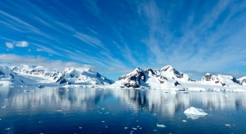 calentamiento aguas Pacífico oeste podría afectar al hielo oeste Antártica