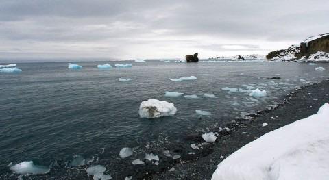 OMM confirma nuevo récord temperatura Antártida e invalida otro