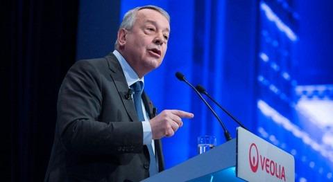 Veolia envía Suez oferta 70,1% capital que no posee