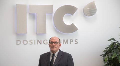 """"""" innovación gestión ciclo integral agua es factor básico ITC Dosing Pumps"""""""