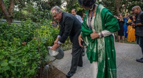 saneamiento universal, clave desarrollo sostenible