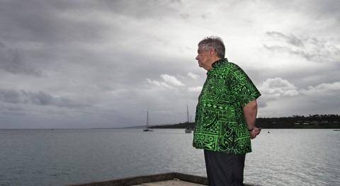 """. Guterres: """" cambio climático no puede ser detenido solo pequeños países insulares"""""""