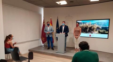 "Murcia denunciará Teresa Ribera Fiscalía ""inacción"" recuperar Mar Menor"