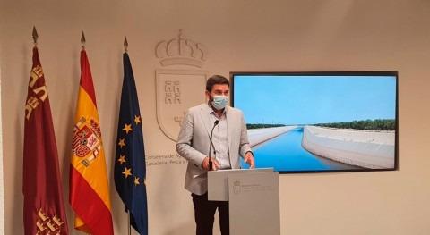 Murcia lamenta que cambio reglas Trasvase conlleve recorte 14 hm3 al año