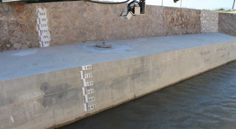 Acequias controladas satélite: Huerta se moderniza