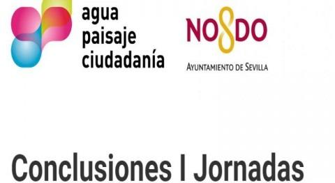 Conclusiones definitivas I Jornadas Sevilla ciudad sostenible