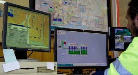 4,8 millones euros digitalizar información infraestructura hidráulica andaluza