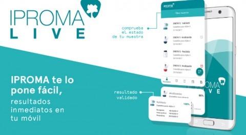 IPROMA lanza APP gestión integral y tiempo real través móvil