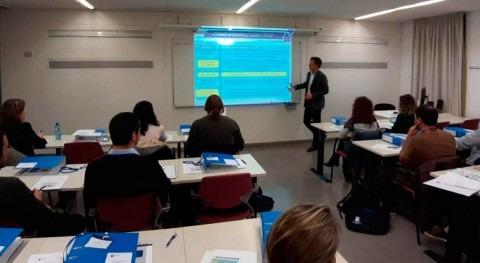 graduados curso Aguas Residuales Industriales evalúan positivamente formación