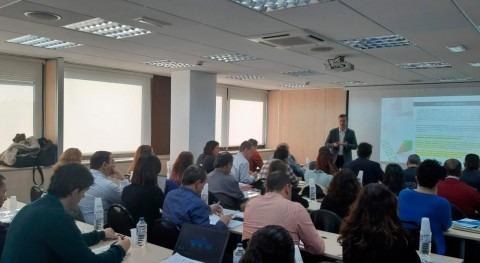 calidad profesorado explica excelente valoración curso Auditor UNE 100030:2017