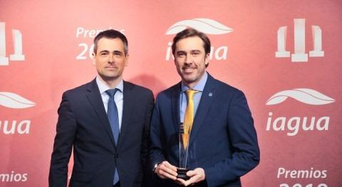 AQUA España, ganadora Premio iAgua 2018 Mejor Asociación