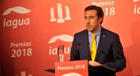 Aqua España mejor Asociación Agua 2018