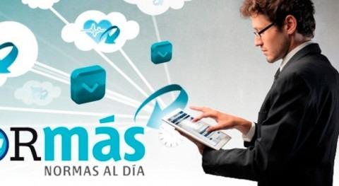 intranet Aqua España da asociados acceso gratuito normativa sectorial UNE