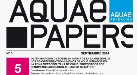 Portada de Aquae Papers #5
