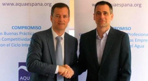 AQUA ESPAÑA, miembro Comité Organizador Iwater 2018