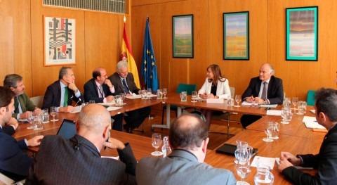 AQUA ESPAÑA se reúne MAPAMA hablar Pacto Nacional Agua