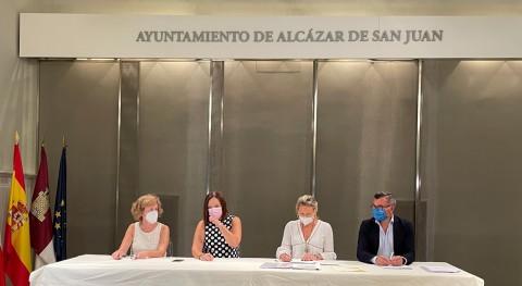 Aqualia hace balance 7 años colaboración Aguas Alcázar