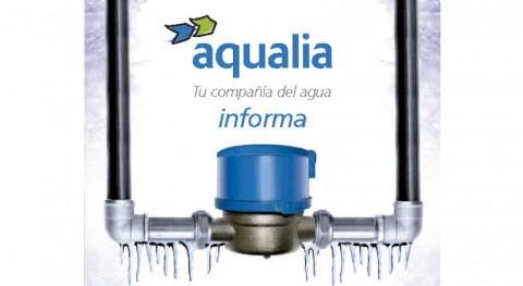 ¿Cómo proteger instalaciones interiores agua bajas temperaturas?