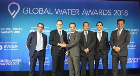 Aqualia, reconocida como mejores empresas gestión agua mundo 2017