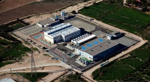 Aqualia comienza gestionar desaladora Marina Baja Mutxamel, Alicante