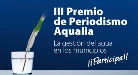 Aqualia lanza III Edición Premio Periodismo