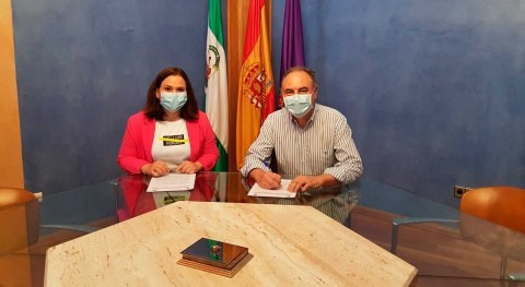 Aqualia y Jaén renuevan convenio atender hogares dificultades pagar agua