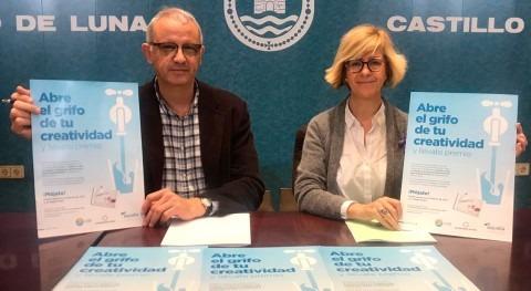 Aqualia presenta Rota concurso diseñar logotipo Agua Grifo localidad