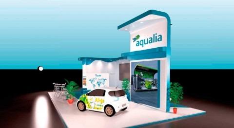 Aqualia presentará SIGA modelo gestión eficiente servicios públicos agua