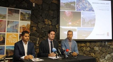 Aqualia produce Tenerife más 1,4 millones metros cúbicos agua potable 2017