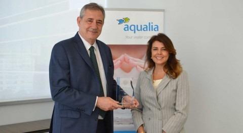 Aqualia recibe premio IDA reconocimiento proyectos gestión agua