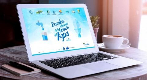 """Días cole: oportunidad aprender valor agua """"Aqualia educa"""""""
