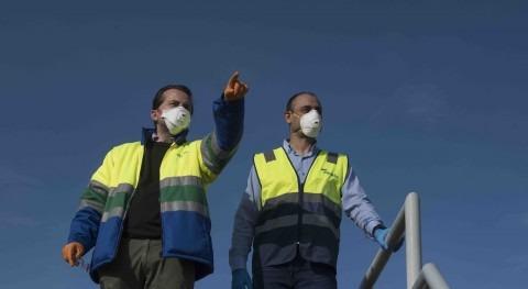 """""""nueva normalidad"""": prueba fuego resiliencia sector agua"""