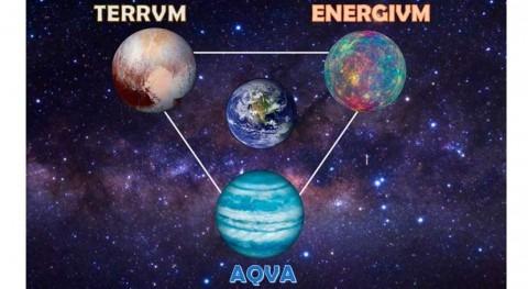 sector agua año 5000: Aqva y vuelta al Planeta Azul