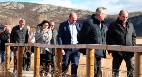 Aragón justificará reducciones fiscales actividades agrarias afectadas sequía