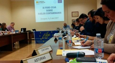 Aragón expone experiencia descontaminación lindano al resto comunidades autónomas