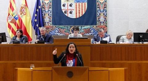 Aragón creará Comisión Investigación gestión saneamiento y depuración aguas