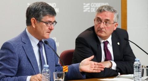 Gobierno Aragón impulsará creación regadíos ayudas 100 millones euros