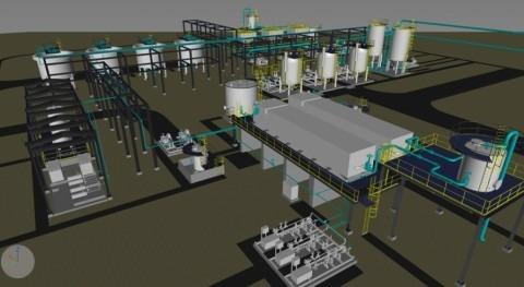 Veolia elegida ingeniería y suministro planta aguas residuales Saudi Aramco