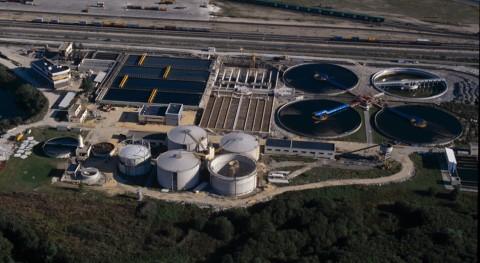 65 vertidos autorizados, 80% carga contaminante que llega ríos y costas Euskadi